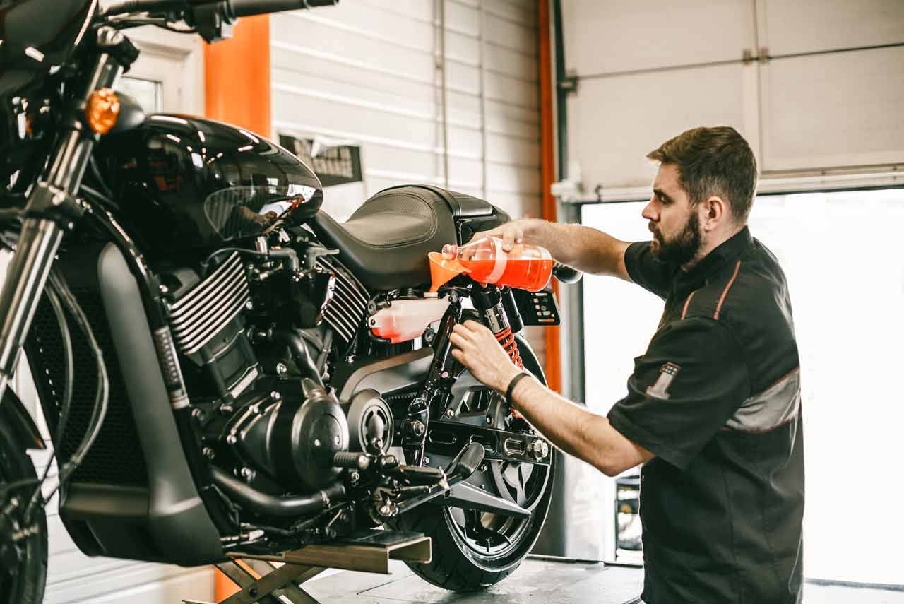 harley services and repair